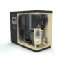 Interno cabina compressore |Aticompressori.it
