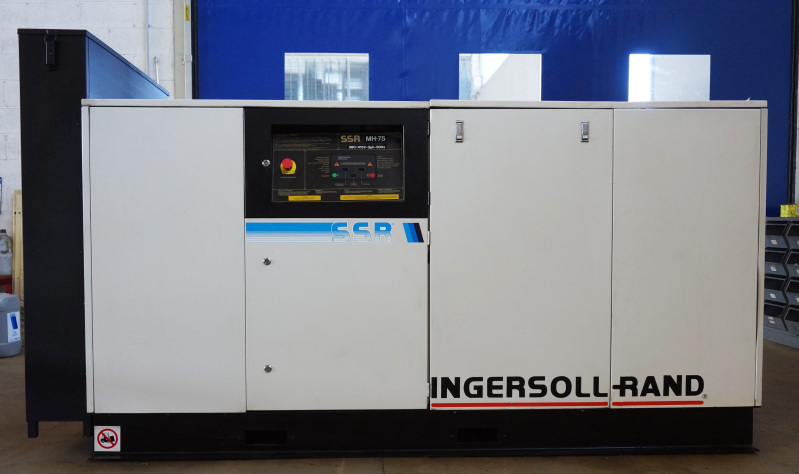 Ingersoll Rand – MH 75