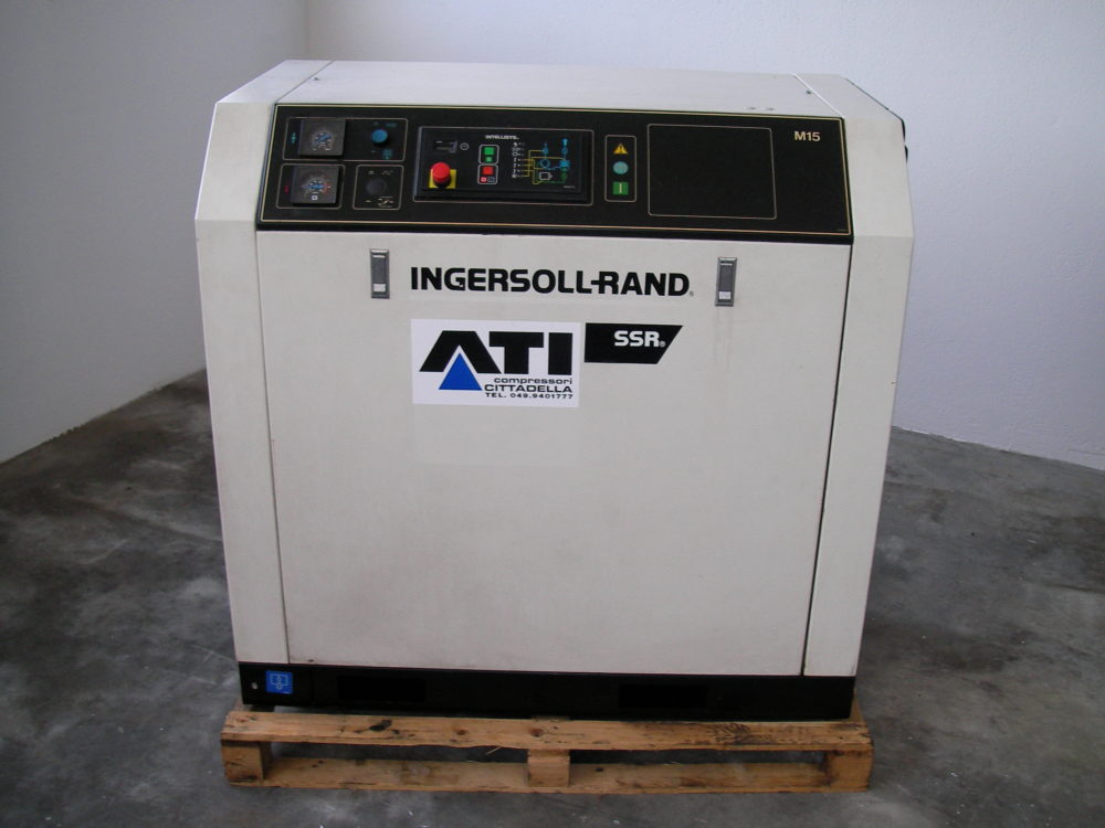 Ingersoll Rand – ML 15 TC